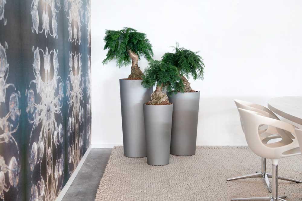 Phoenix-Round-Tall-Vase-Grey